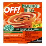 Off - Mosquito Coil Iii Country Fresh Refills 0046500018077  / UPC 046500018077
