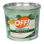 Off - Citronella Bucket 0046500018848  / UPC 046500018848