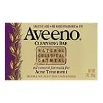 Aveeno - Cleansing Bar 0046500034053  / UPC 046500034053