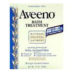 Aveeno - Soothing Formula Bath Treatment 8 packets 0046500034305  / UPC 046500034305