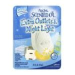Glade - Scented Oil Extra Outlets & Night Light 0046500147739  / UPC 046500147739