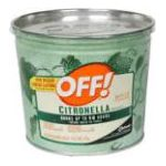 Off - Citronella Bucket 0046500154362  / UPC 046500154362