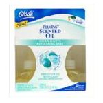 Glade - Plugins Scented Oil Refill Ocean Blue & Refreshing Surf 0046500705014  / UPC 046500705014
