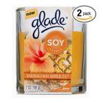 Glade -  Soy Candle Hawaiian Breeze 0046500724220