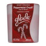 Glade - Jar Candle Peppermint Crush 0046500725265  / UPC 046500725265