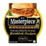 Armour -  Kc Masterpiece Barbecue Sauce With Seasoned Shredded Chicken 0046600051004