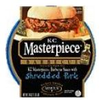 Armour -  Kc Masterpiece Barbecue Sauce With Shredded Pork 0046600051028