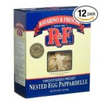American Italian Pasta Company brands - Ravarino & Freschi Nested Pappardelle 0047325904903  / UPC 047325904903