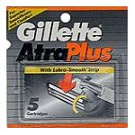 Gillette - Cartridges 5 cartridges 0047400116054  / UPC 047400116054