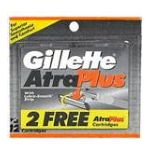Gillette - Cartridges 12 each 0047400116450  / UPC 047400116450