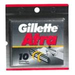 Gillette - Cartridges 10 cartridges 0047400116993  / UPC 047400116993