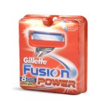 Gillette - Fusion Power Cartridges 8 cartridges 0047400156883  / UPC 047400156883