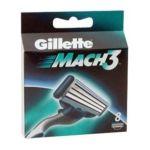 Gillette -  Mach3 Razor Refill 0047400179172