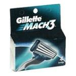 Gillette - Cartridges 4 cartridges 0047400180208  / UPC 047400180208