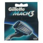 Gillette -  Mach3 Refill 6 Cartridges 0047400190610