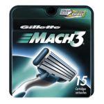 Gillette -  Mach3 Cartridges 0047400313095