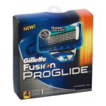 Gillette - Cartridges Fusion Proglide 0047400318854  / UPC 047400318854