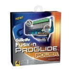 Gillette - Fusion Proglide Power Blades Cartridges 0047400501881  / UPC 047400501881