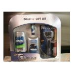 Gillette -  Mens Gift Set Proglide Razor Deodorant Body Wash 0047400503533