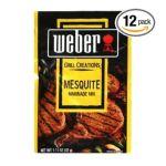 Weber -  Marinade Mesquite 0047600011821