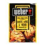 Weber -  Marinade White Wine & Herb 0047600011869