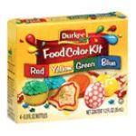 Durkee -  Food Color Set 0047600030563