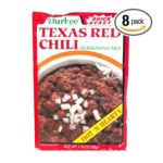 Durkee -  Texas Red Chili Seasoning Mix Hot 'n Hearty 0047600081039