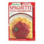 Durkee -  Spaghetti With Mushrooms Sauce Mix 0047600081107