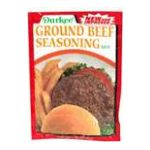 Durkee -  Ground Beef Seasoning Mix 0047600081268