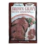 Durkee -  Brown Gravy With Onions Mix 0047600081541