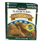 Durkee -  Seasoning Mix For Chicken Country Chicken 0047600081817