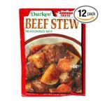 Durkee -  Seasoning Mix For Beef Beef Stew 0047600081879
