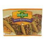 Durkee -  Taco Seasoning 0047600082494