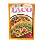 Durkee -  Taco Seasoning Mix 0047600082807