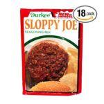 Durkee -  Sloppy Joe Seasoning Mix 0047600082821