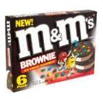M&M's - Brownie Ice Cream Sandwich 0047677203327  / UPC 047677203327