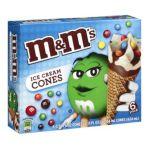 M&M's - Ice Cream Cones 0047677204317  / UPC 047677204317