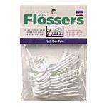 Dentek -  Flossers Mint 30 count 0047701000137