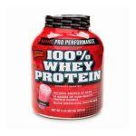 GNC -  100% Whey Protein Strawberry 5 lb 0048107080334