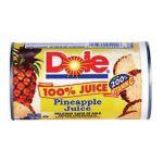 Dole - 100% Pineapple Juice 0048500052006  / UPC 048500052006