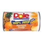 Dole - 100% Pineapple Orange Juice 0048500052013  / UPC 048500052013