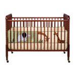 DaVinci Baby -  Jenny Lind Stationary Crib Cherry 0048517009802