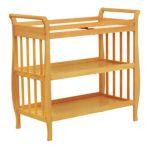 DaVinci Baby -  Emily Emily Changing Table Ii Honey Oak 0048517807088