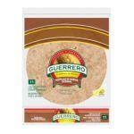 Guerrero -  100% Whole Wheat Flour Tortillas 0048564071074