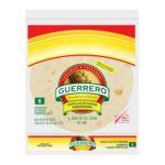 Guerrero -  Flour Burrito 0048564072002