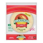 Guerrero -  Flour Fajita De Harina Caseras 0048564074006