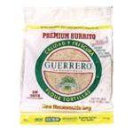 Guerrero -  Premium Burrito Flour Tortillas 0048564220304