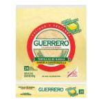 Guerrero -  Flour Tortillas 0048564221394