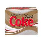 Coca-Cola - Coke Diet Caffeine Free 0049000010206  / UPC 049000010206