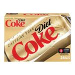 Coca-Cola - Cola Diet Caffeine Free 0049000011784  / UPC 049000011784